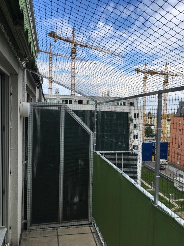 Balkon Katzennetze Wien